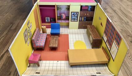 Orinal Barbie's Dream House
