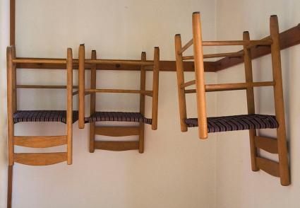 Shaker chairs