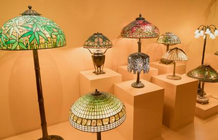Tiffany Lamp Styles