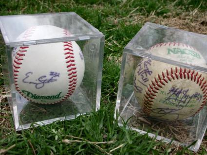 Baseball Cubes