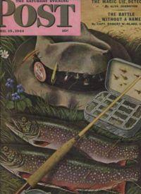 <em>Saturday Evening Post</em> April 15, 1944.