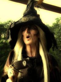 a modern witch