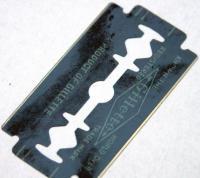 gillette razor blade