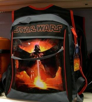 star wars suitcase