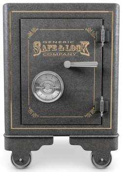 Antique safes lovetoknow for Custom home safes