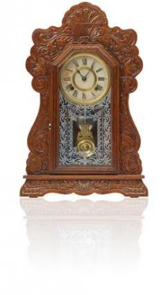 new haven clock company rh antiques lovetoknow com Mantle Antique Clocks Price Guide Antique Clocks Identify