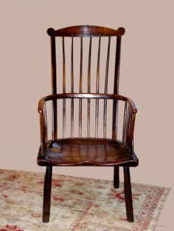 Identifying Antique Windsor Chairs