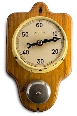vintage kitchen timer
