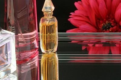 Mirror Perfume Tray