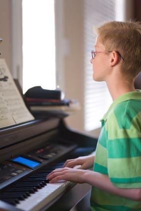autistic savant boy playing piano