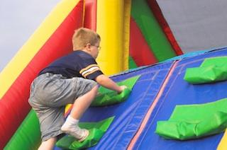 Obstacle Course for Children with Autism