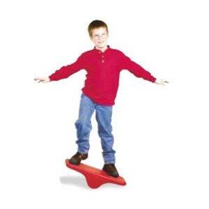 Try a see-saw for balance.