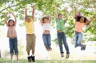Ten Gross Motor Activities for Autistic Children