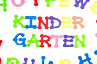 Things to Do with Autistic Children in Kindergarten