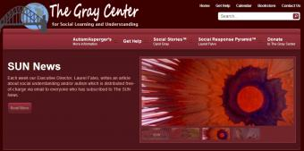The Gray Center website