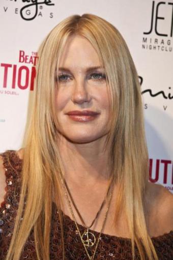 Actress Daryl Hannah