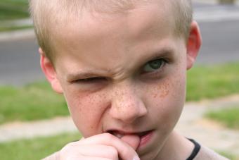 Boy Biting Thumbnail - SIB