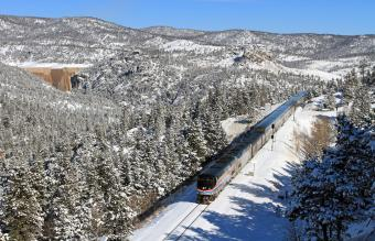 Amtrak National Train