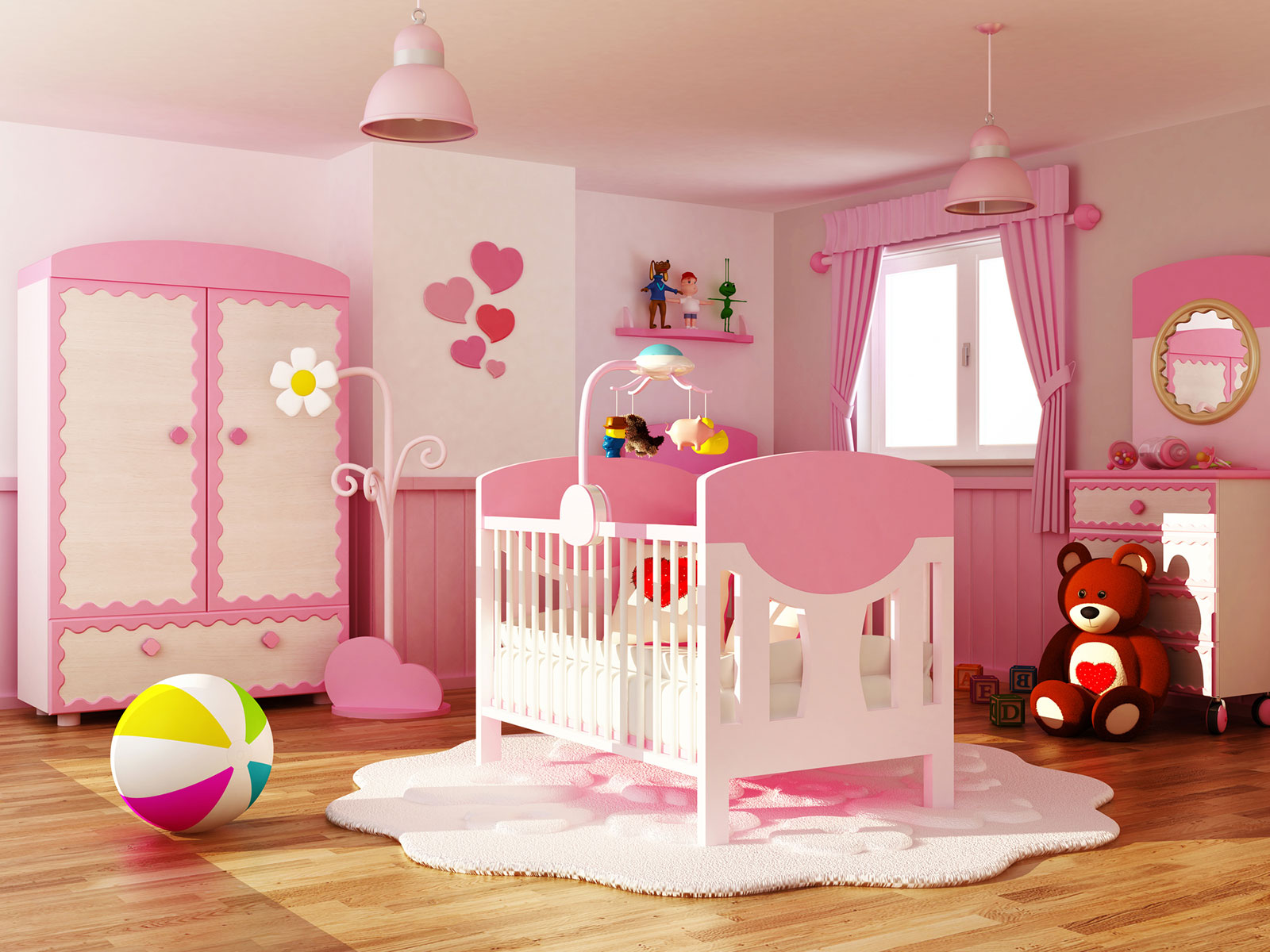 Beyond Traditional Baby Girl Nursery Themes Lovetoknow