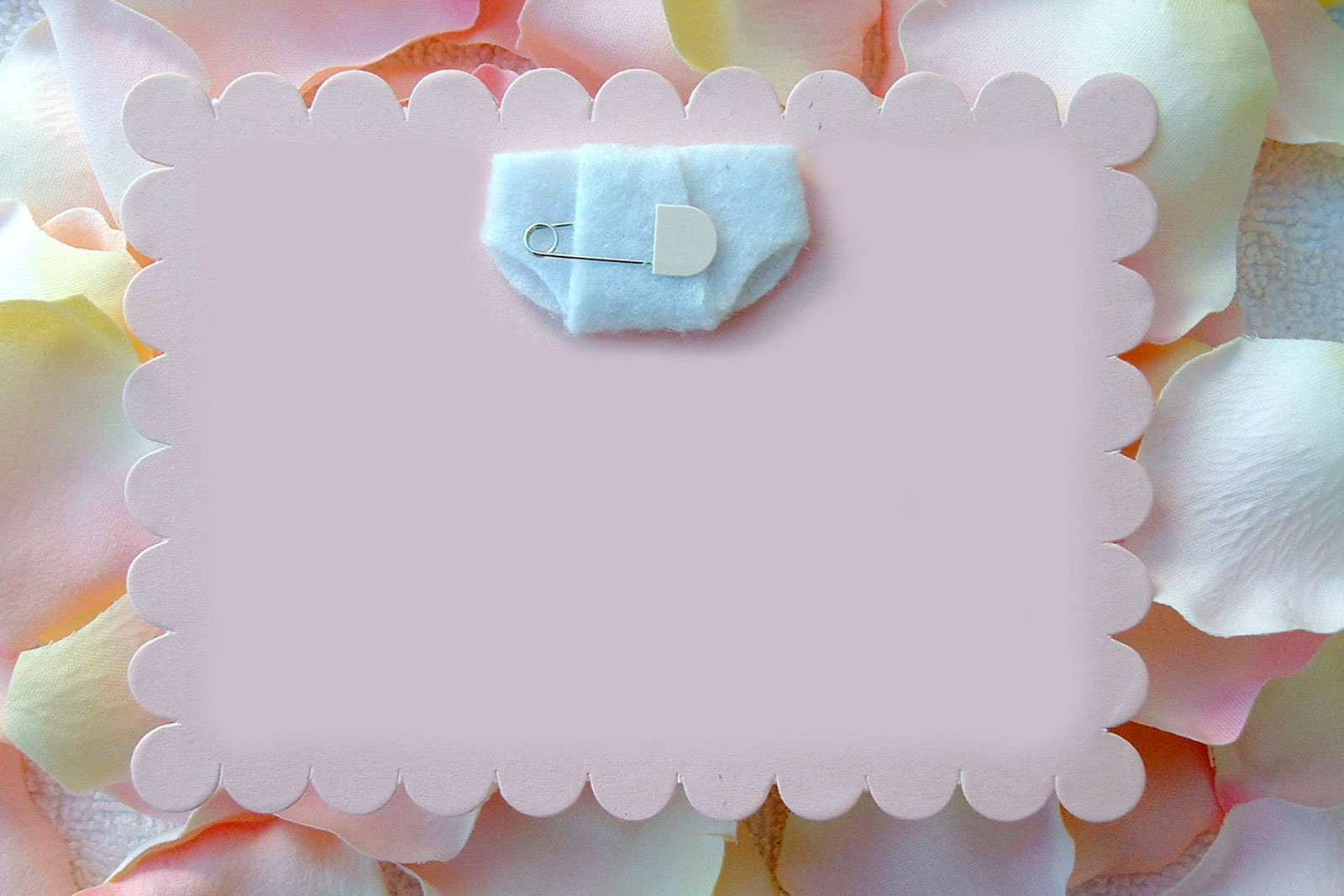 Template For Diaper Invitation Lovetoknow