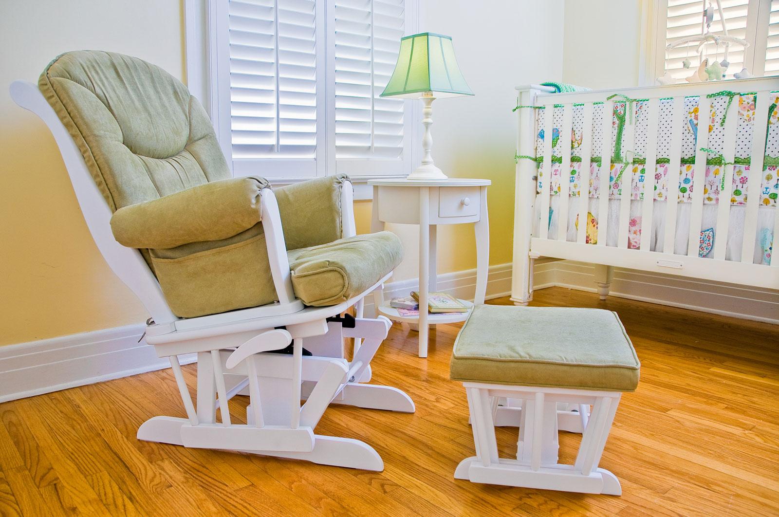 Rocking Chair Cushions For Baby Nursery