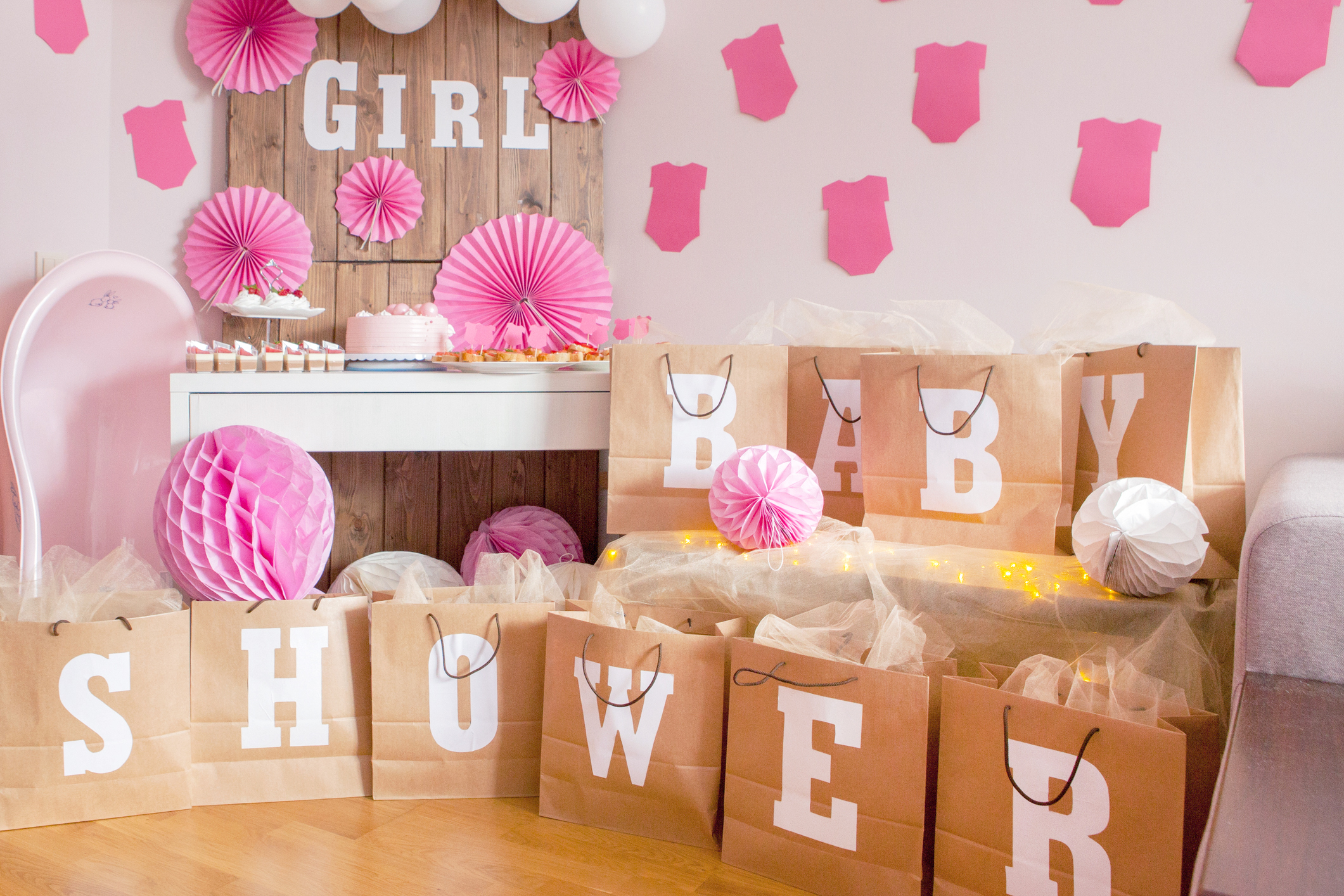 20+ DIY Baby Shower Decorations That Are Easy & Adorable | LoveToKnow