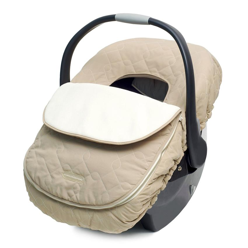Types of Infant Car Seat Covers | LoveToKnow