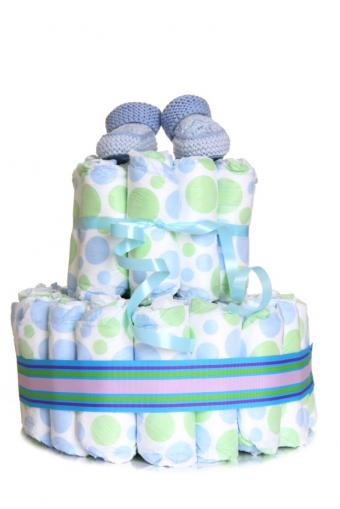 Diaper Cake Pictures to Inspire You