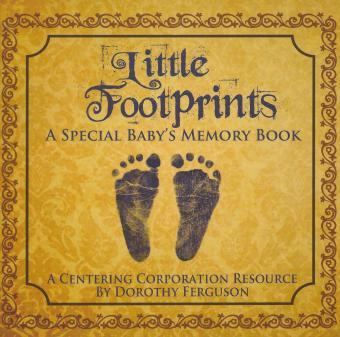 Little Footprints: A Special Babies Memory Book