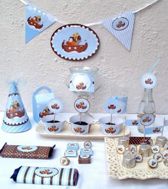 Religious Baby Shower Decorations