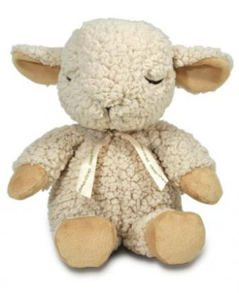 Cloud B Sleep Sheep Plush Sound Machine