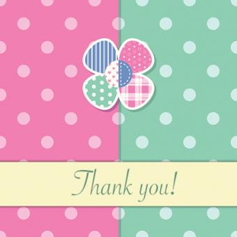 Printable Baby Shower Thank You Cards