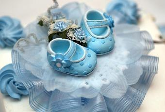Inspiring Pictures of Baptism Cakes