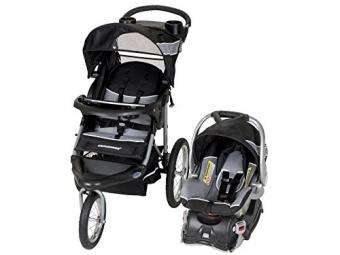 Baby Trend Expedition Jogging Stroller at Amazon