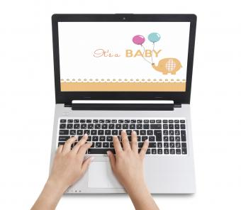 Sample Email Messages to Announce a Baby at Work