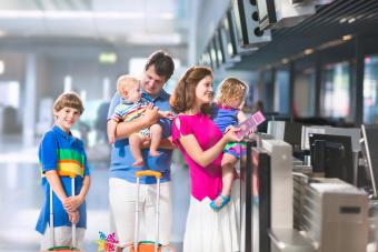 Tips From an Organizing Expert on Traveling With Your Baby