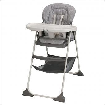 Slim Snacker High Chair