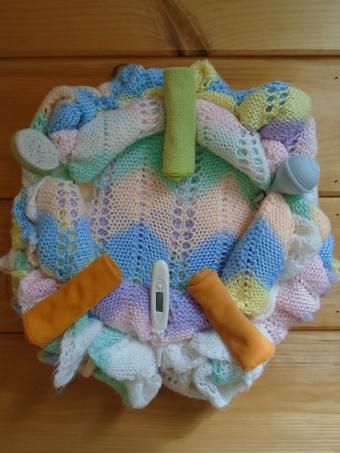 Blanket Wreath Variation