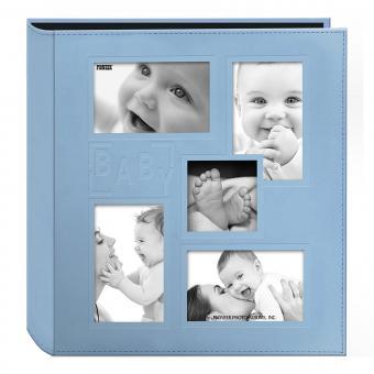 Pioneer Collage Frame Embossed Photo Album
