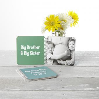 Baby Keepsake Soft Cover Mini Photo Book