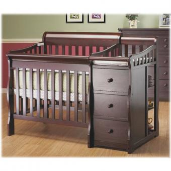 Newport Mini Porta Crib and Changer