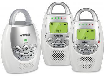 Vtech DM221 Vibrating Sound Alert Baby Monitor