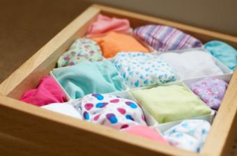 Drawer with dividers