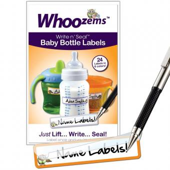 Baby Bottle Labels