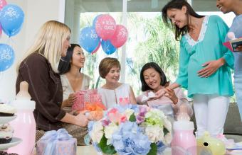 Baby Shower Poems to Share Your Love