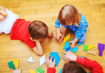 Free Printable Shapes for Toddlers