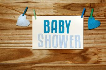 Baby Shower Signs to Help Guests Find the Party