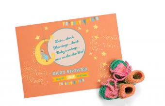 40+ Creative Baby Shower Invitation Wording Ideas