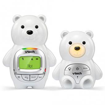 Teddy Bear Audio Baby Monitor