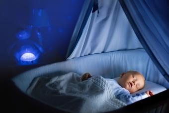 Using Baby Night Lights
